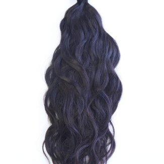 malaysian virgin wavy hair