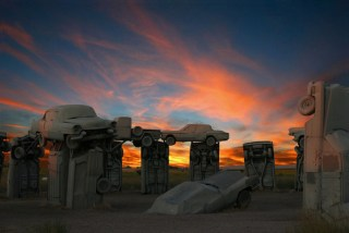 Carhenge, near Alliance, will be a prime spot to view the FULL solar eclipse in August 2017...