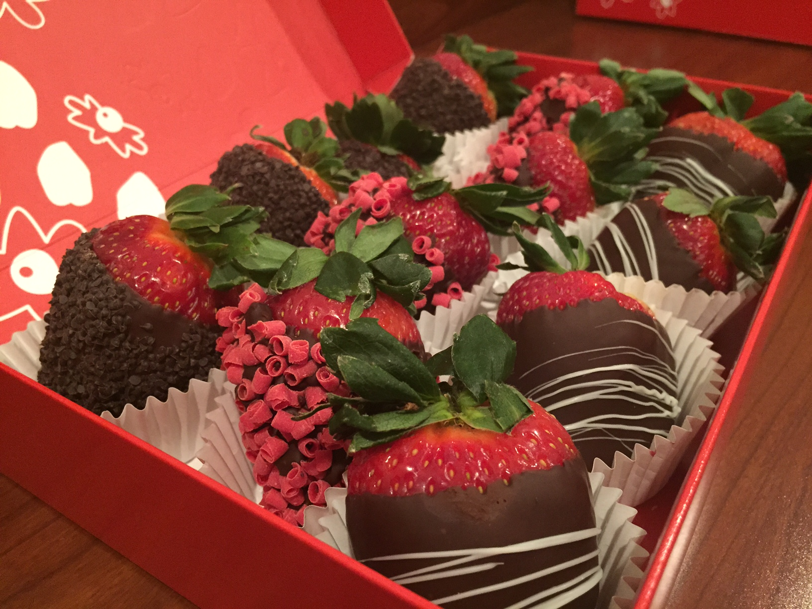 Edible Arrangements For Valentines Day Monday February