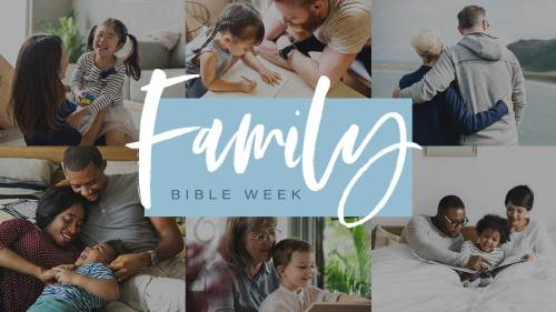 Family Bible Week 2019 Logo