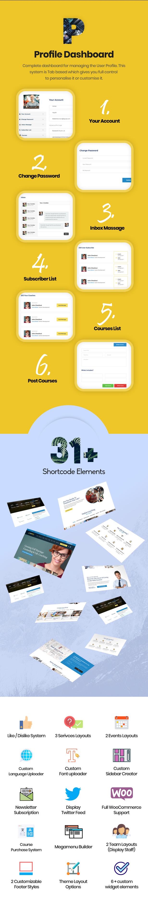 Esperto - A Consultancy and Coaching WordPress Theme - 6