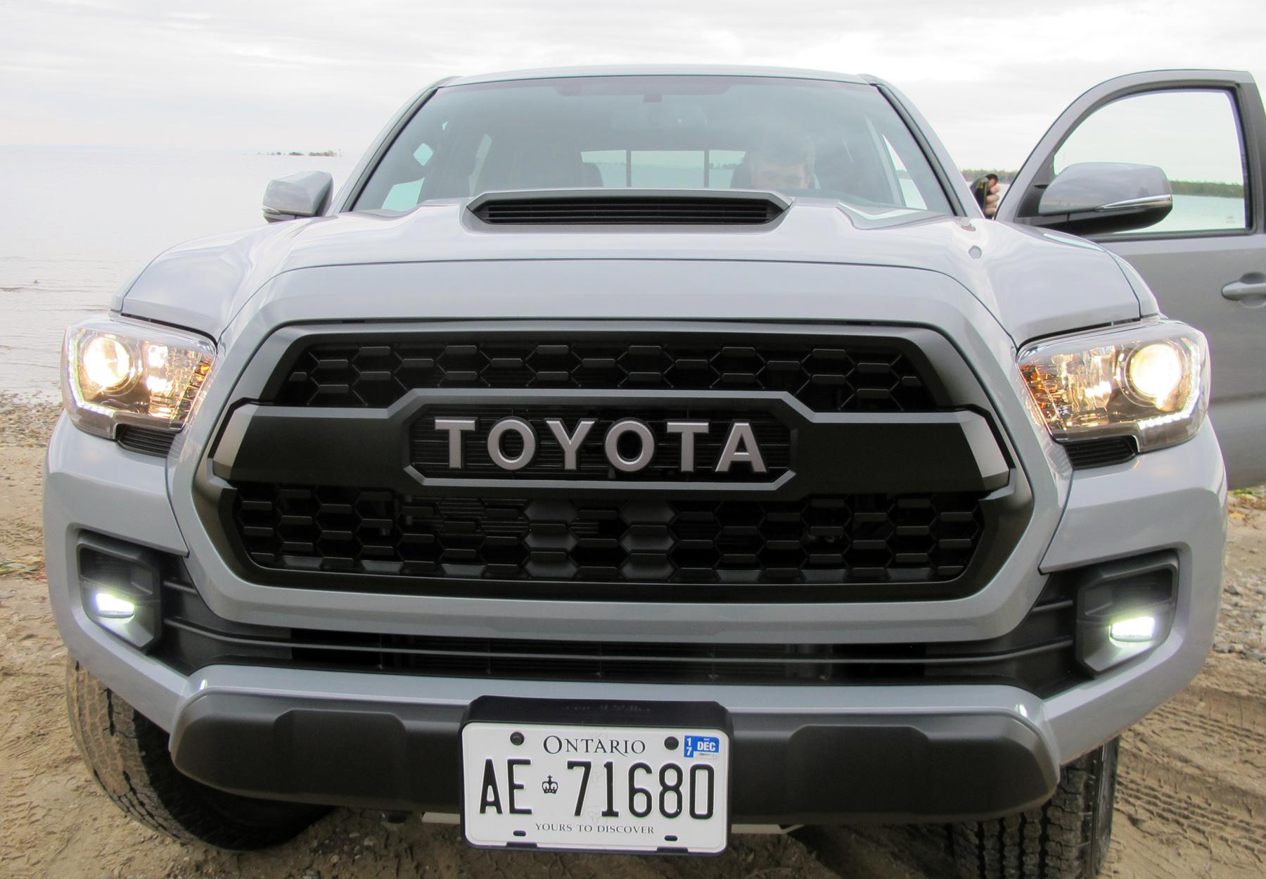 Toyota Tacoma Trailer Wiring Harness Ta A