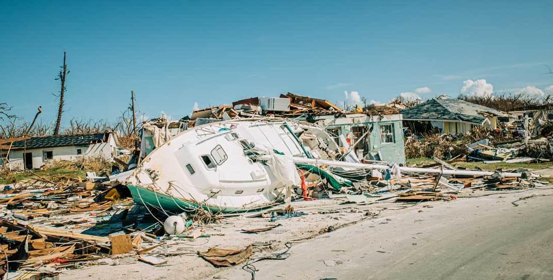 Dorian: Devastating Disasters Necessitate Purposeful Planning & Responsible Responses