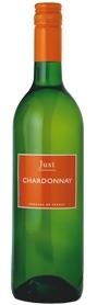 Just Chardonnay, Vin De Pays D'oc Bottle