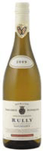 Domaine Marguerite Dupasquier Rully 2009, Ac Bottle