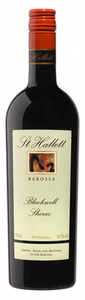 St. Hallett Blackwell Shiraz 2009, Barossa, South Australia Bottle