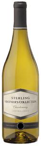 Sterling Vintner's Collection Chardonnay 2010, Central Coast, California Bottle