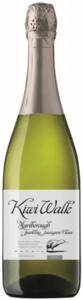 Kiwi Walk Sparkling Sauvignon Blanc, Marlborough Bottle