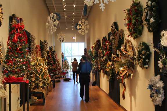 Spotlight: Orlando Museum of Art Decks the Halls | 90 7 WMFE
