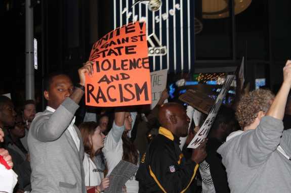 Community activists from Orlando, Miami, and Tampa will rally in Washington, D.C. for federal legislation concerning racial profiling. Photo: Renata Sago, WMFE.