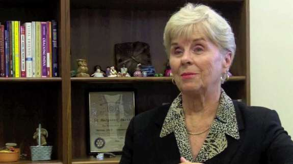 Margaret Smith served as superintendent for eleven years after retiring in January. Photo: Volusia County Schools.