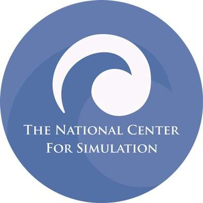 National Center for Simulation logo