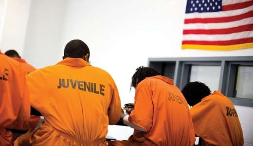 Central Florida leads the rest of the state in juvenile arrests. Photo: St. Edwards University.