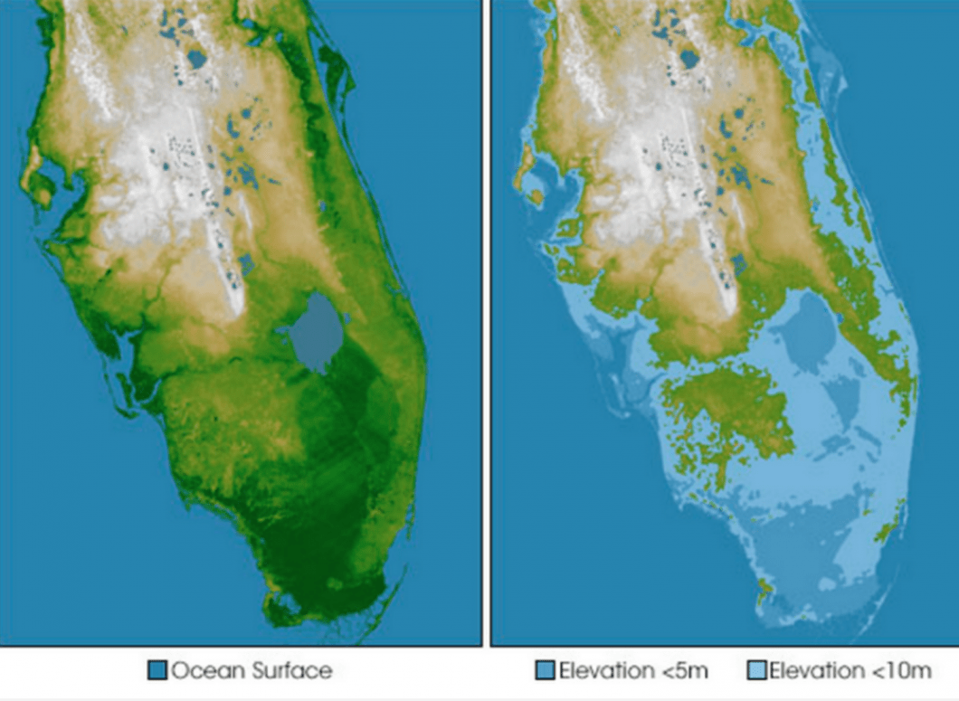 Study Focuses On Groundwater As Florida Braces For Sea Level Rise