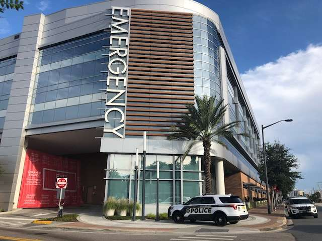 ORMC CSI investigation continues. Photo: ORMC, Orlando Health