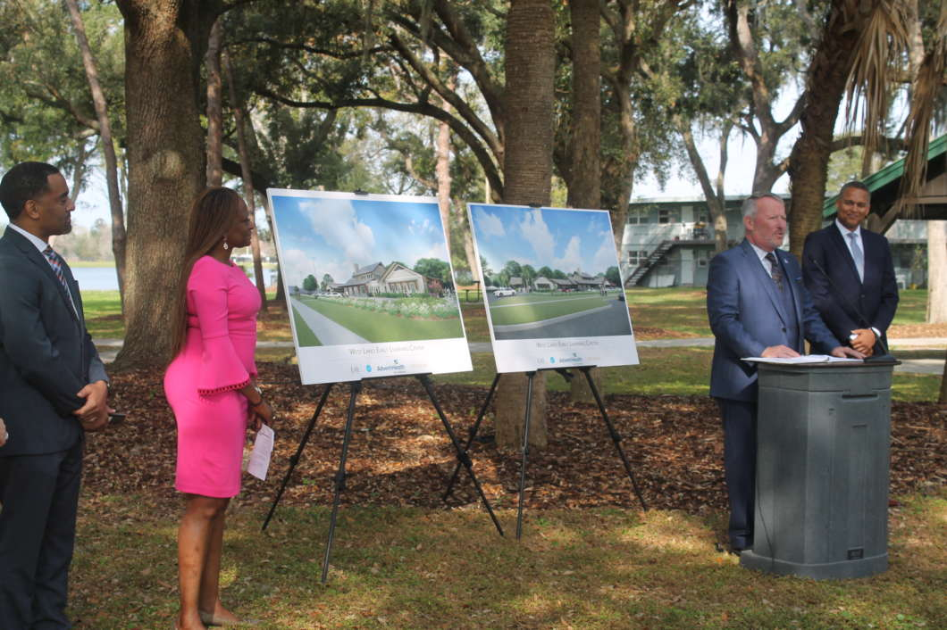 West Orlando is getting a new early learning center this summer. Students under the age of five will learn literacy and social skills they need to prepare them kindergarten and elementary school. Photo: Danielle Prieur