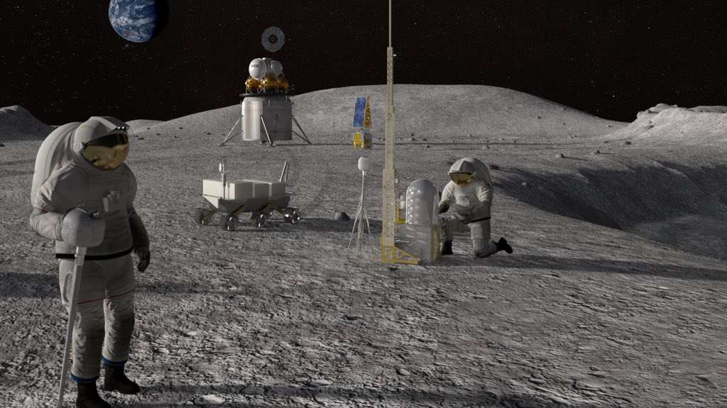 Live Broadcast: Israel Becomes The Fourth Nation To Land On The Moon
