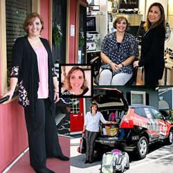 Teacher Makeover Winner Collage