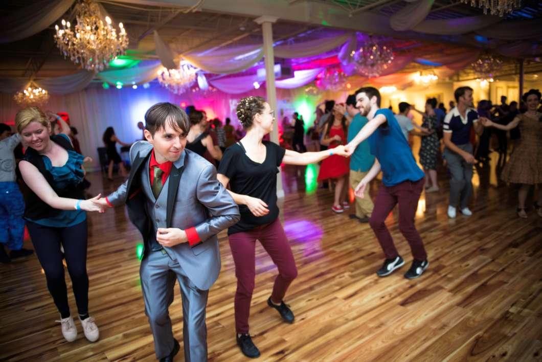 Photo courtesy of Orlando Swing Dance