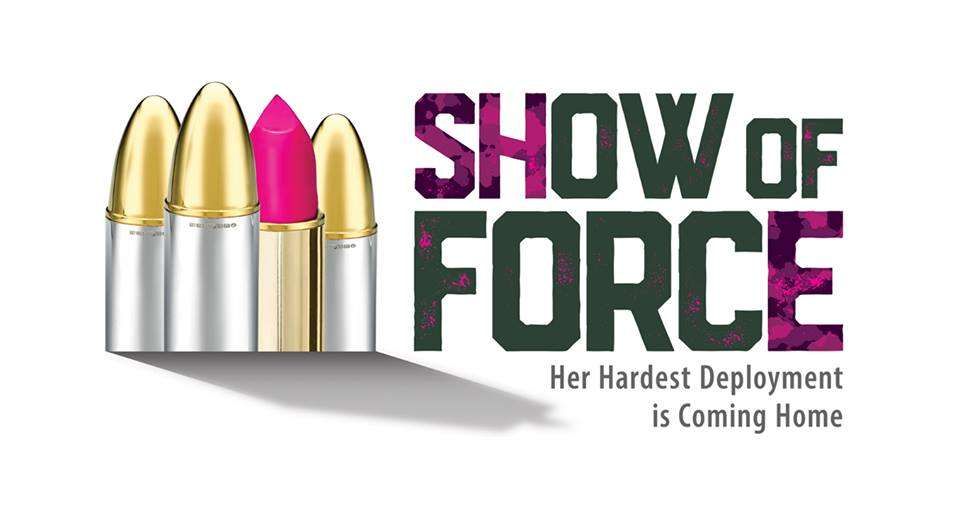 """Image of logo used by the play """"Show of Force"""" courtesy of Seminole State College Center for Fine & Performing Arts Facebook page. """"Show of Force"""" is one of four plays featured in the """"Fringe of the Fringe"""" event."""