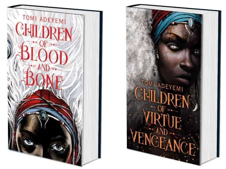 Image result for children of virtue and vengeance cover