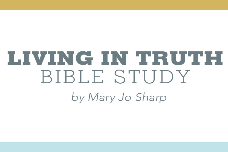 Living in Truth | Read an Excerpt + a Giveaway!