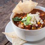 The Minter Kitchen: Black Bean & Chicken Chili