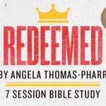 New from Angela Thomas-Pharr | Redeemed