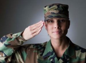 Women's Leaders on the Battlefield