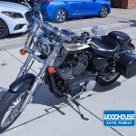 Woodhouse Used 2006 Harley Davidson Sportster For Sale Hyundai