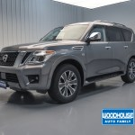 Woodhouse New 2019 Nissan Armada For Sale Nissan Bellevue