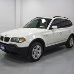 Woodhouse Used 2005 Bmw X3 For Sale Ford Omaha