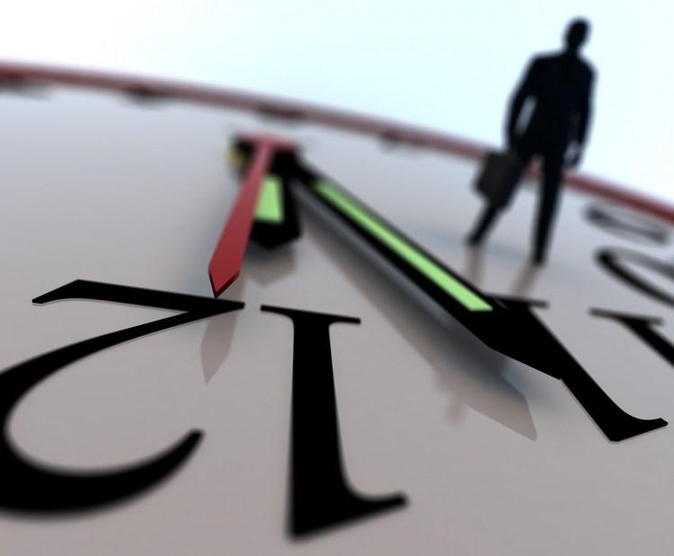 dicas de administração do tempo