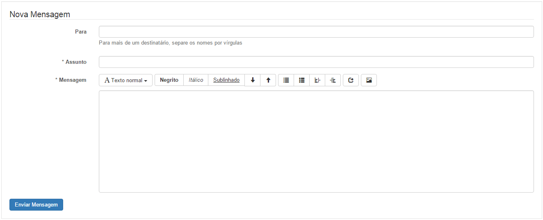Envio de E-mails pela Plataforma Eadbox