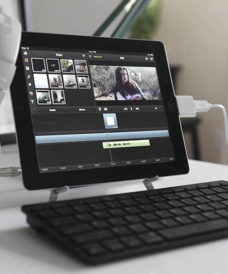 editar vídeo aulas