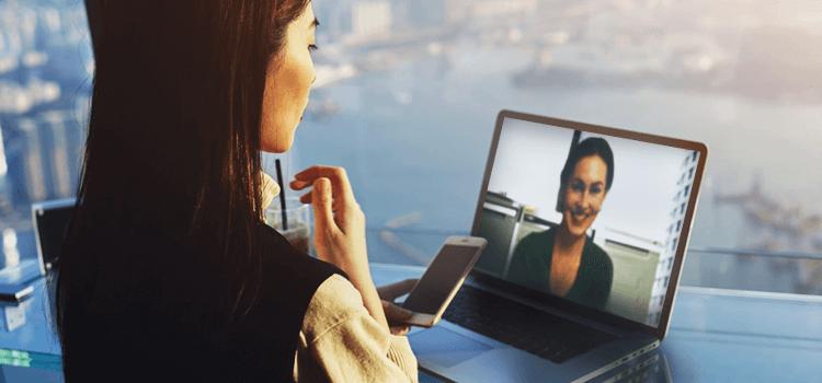 O que é videoconferência