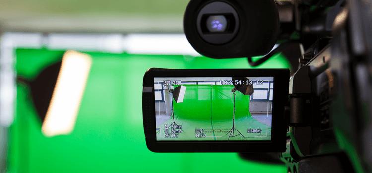 câmera para gravar vídeo