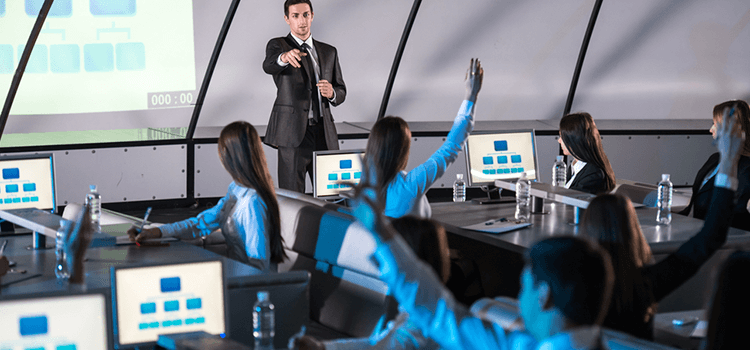 tipos de treinamento empresarial