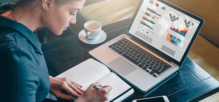 O que é educação online a distância