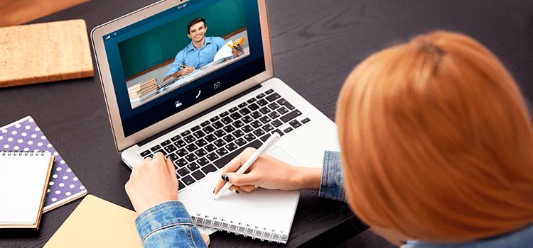 como dar cursos online