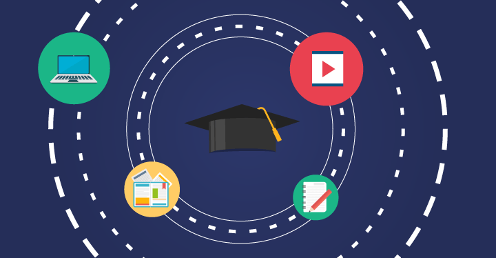 plataforma de serviço educacional