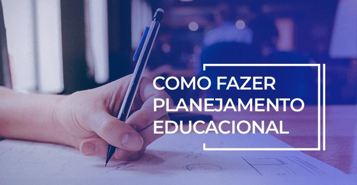 planejamento educacional