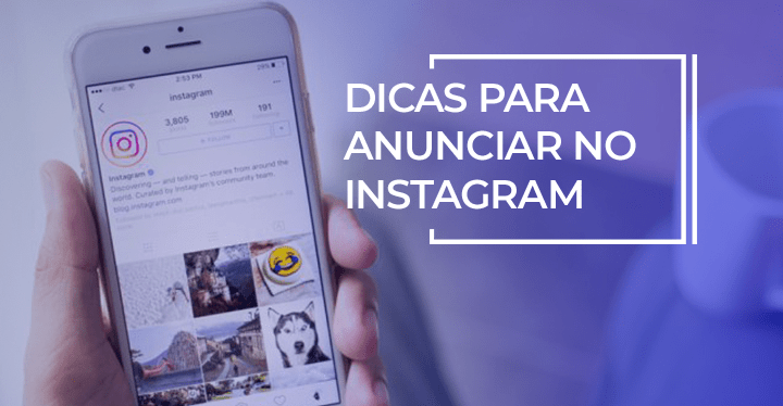 anunciar instagram