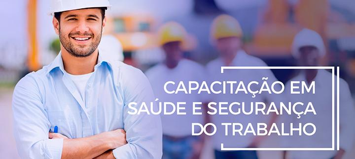 capacitação em saúde e segurança do trabalho