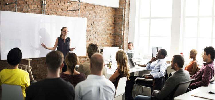 treinamento corporativo externo