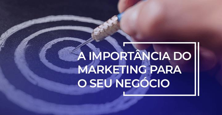 importância do marketing para seu negócio