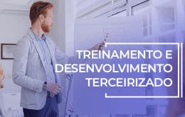 treinamento e desenvolvimento terceirizado