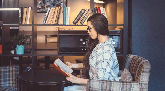 recomendação de leitura