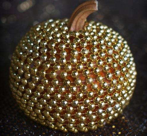 Pumpkin Mardi Gras