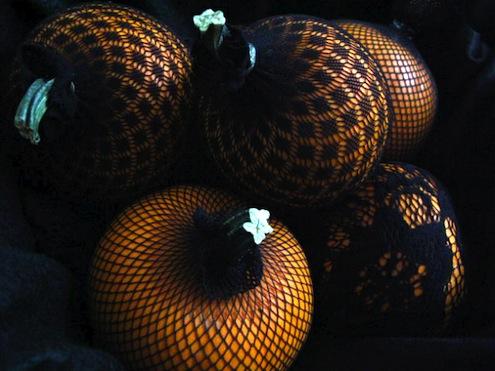 Pumpkin Stocking